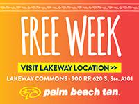 Palm Beach Tan Lakeway